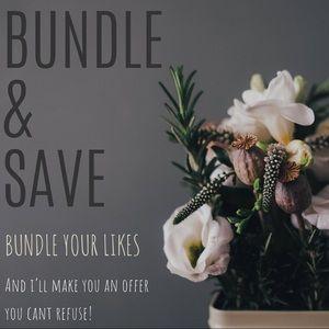 Accessories - Bundle & Save